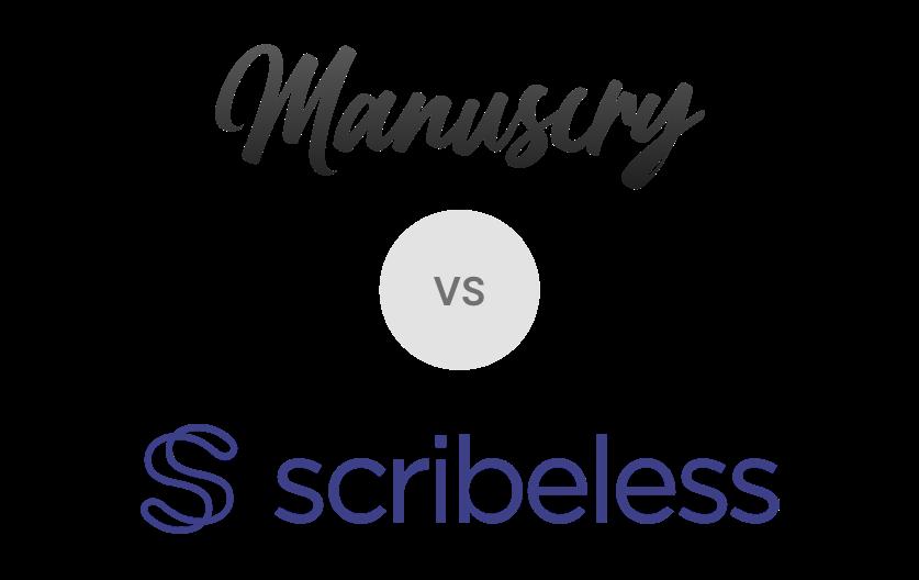 Scribeless ou Manuscry ?