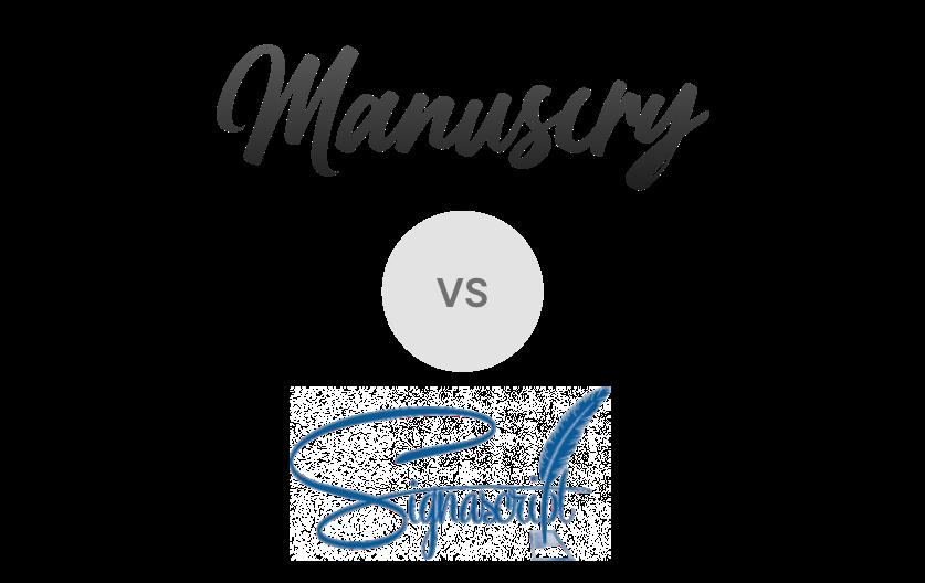 Signascript ou Manuscry ?